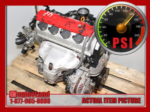 JDM HONDA CIVIC D17A 1.7L VTEC SOHC ENGINE, 2002/2003/2004/2005
