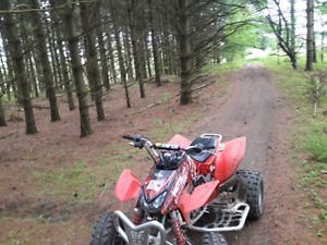 2004 450r trx honda for sale. Very good condition