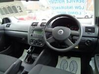 2004 VOLKSWAGEN GOLF S 1.4