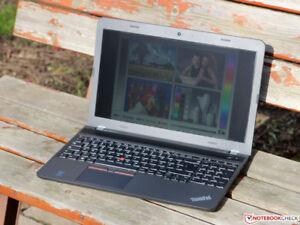 """Laptop Lenovo E550 15"""" Core i5  SSD Flash Seulement  499$"""