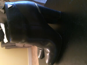 Shoes size 8, barely or never worn