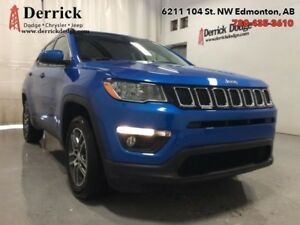 """2017 Jeep Compass   Used 4WD North Bluetooth 5"""" Tch Screen $176"""