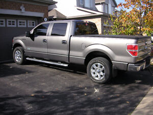 2014 Ford F-150 SuperCrew XLT XTR Pickup Truck