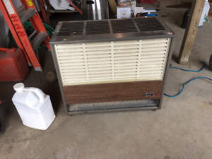 Wait natural gas space heater