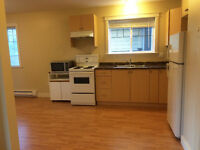 Renovated - 1 Bedroom Suite with 1st month half rent