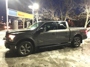 2015 Ford F-150 SuperCrew | Low KM | No Accidents