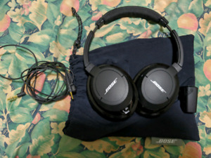 Bose SoundLink AE2W Bluetooth Over Ear Headphones