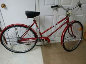 VINTAGE 3 SPEED COLUMBIA SPORT 3, 26 IN, 19 IN FRAME