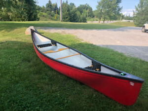 Canoe: Paluski Fastwater, excellent condition