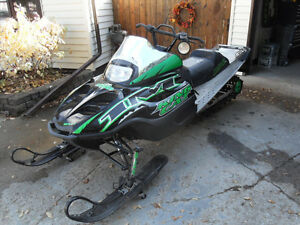 2005 Arctic Cat King Cat Snowmobile