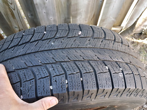 WInter Tires with Rims  265/70/R16