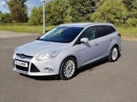 Ford Focus Titanium X TOP SPEC