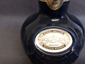 Collectible Antique Royal Salute Scotch Whisky Container London Ontario image 2