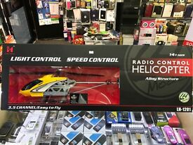 Pre-Christmas Special Offer: RC Helicopter
