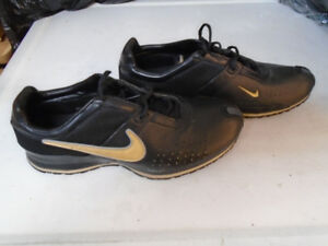 Clothing Nike and Adidas Running Shoes four Pairs Size 10 1/2. -