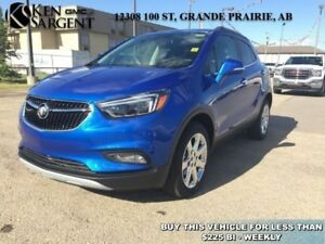 2018 Buick Encore Essence  - Leather Seats -  Power Seat