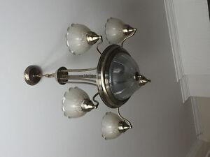 Beautiful 5 tier chandelier
