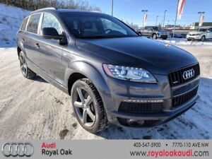 2014 Audi Q7 TDI 8sp Tip Progressiv Land of Quattro Edition