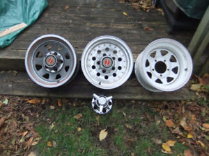 Pickup Truck Wheels