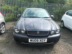 Jaguar X-TYPE 2.2D 2009MY S