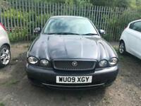 Jaguar X-TYPE 2.2D 2009MY S