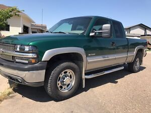 2000 Chev Silverado 2500 - trade for something fun for summer