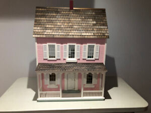 Five Room fully assembled Dollhouse