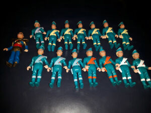Thunderbirds toys, Huge collection Talking dome *Price reduced*