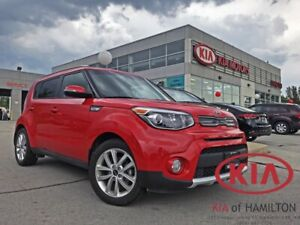 2019 Kia Soul EX | Looks & Drives New | Lots of Space!