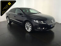 2013 63 VOLKSWAGEN CC GT BLUEMOTION TECH 1 OWNER VW SERVICE HISTORY FINANCE PX