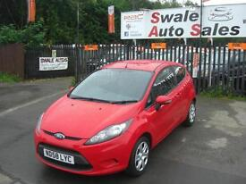 2008 FORD FIESTA STYLE 1.2L ONLY 76,340 MILES, FULL SERVICE HISTORY, 1 OWNER