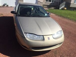 2001 Saturn Sc1 3 door coupe