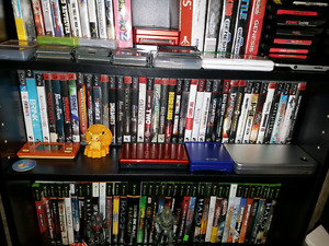 Consoles, Jeux Vidéo etc. partie 2