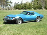 1976 Corvette Sting Ray