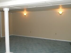 ONE BEDROOM BASEMENT SUITE