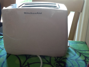 Kitchenaid Pink Toaster