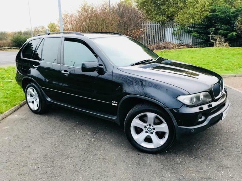 2005 bmw x5 3 0 d sport suv 5dr diesel automatic 250 g km 218 bhp in hyndland glasgow. Black Bedroom Furniture Sets. Home Design Ideas