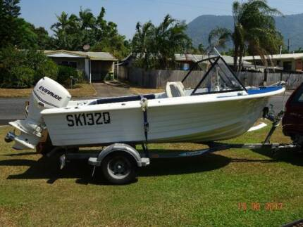 Boat & Trailer for Sale