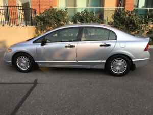 Honda civic 2008 plus winter tires