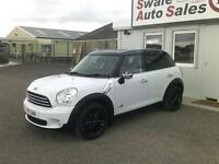 2011 MINI COUNTRYMAN 1.6 COOPER D ALL4 4X4 ONLY 26,650 MILES, FULL HISTORY