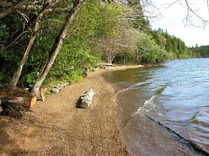 Exceptional lakefront - Calm - 292' Waterfront - 213' Beach