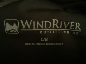 Men's WindRiver Vest Size Large London Ontario image 3
