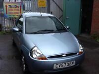 Ford Ka 1.3 2006MY Zetec Climate TOP OF THE RANGE,ONLY 33000 Miles