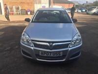 2007 Vauxhall Astra 1.6 16v ( 115ps ) Energy petrol manual