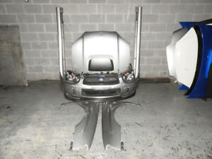 Subaru WRX STI 2002-2005 S203 NOSE CUT FRONT END