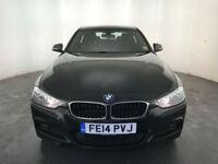 2014 BMW 320D M SPORT DIESEL SALOON 1 OWNER BMW SERVICE HISTORY FINANCE PX