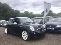 2005 54 MINI HATCH COOPER 1.6 COOPER S 168 BHP