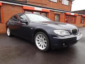 2007 07 BMW 7 SERIES 4.0 740I LI 4D AUTO 302 BHP