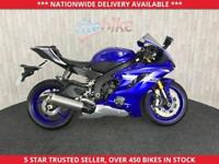YAMAHA R6 YZFR6 YZF-R6 LATEST SHAPE SUPER SPORTS ONLY 68 MILES 2018 18