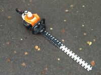 """2015 STIHL HS82RC HEDGE TRIMMER WITH 30"""" BLADES"""